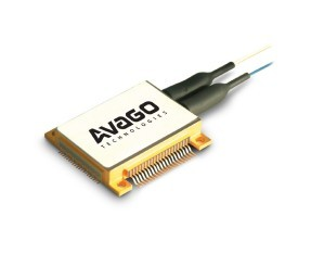 100G AVAGO Optical Transmit and Receiver  RX-PMQPSK-100 supports 100 Gb/s coherent PM-QPSK optical transmission systems