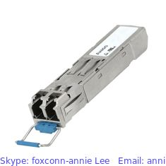 China AVAGO AFCT-5710LZ,1.25 GBd SMF SFP Optical Transceivers  for 1000BASE-LX Gigabit Ethernet,1310nm, 10Km, LC connector supplier
