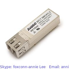 China AVAGO AFCT-5961NLZ,155 MBd SingleMode SFF Optical Transceivers for ATM,SONET OC-3/SDH STM-1, 1310nm, 40Km, LC connector supplier