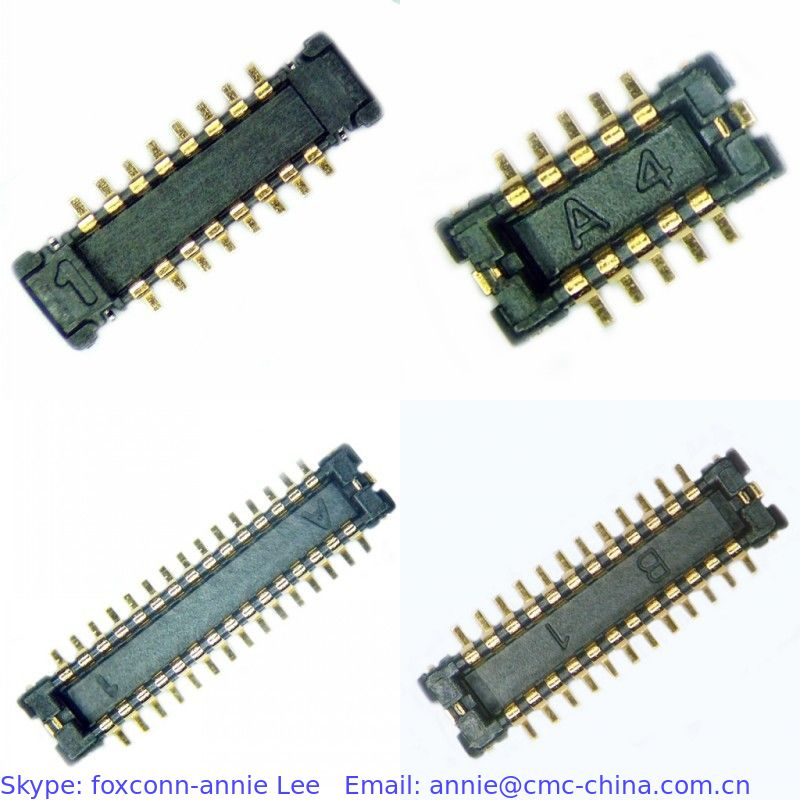 Foxconn Board To Board Connector 0 4mm Pitch Btb Plug Smt