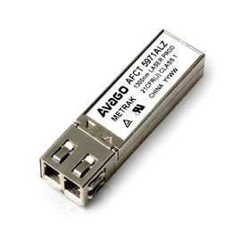 AVAGO AFCT-5971LZ,125 MBd SMF SFF Optical Transceivers for Fast Ethernet (100-BASE-LX10),1310nm, 2000m, LC connector