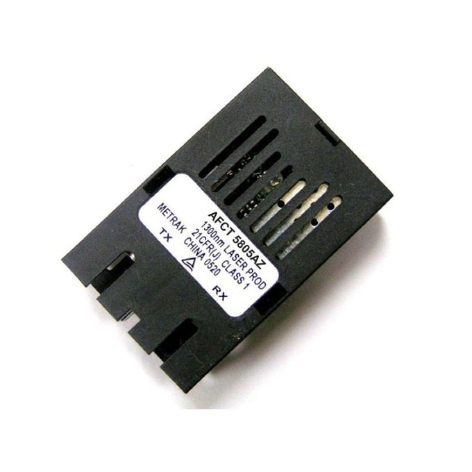 AVAGO Optical Transceivers 1x9 AFCT-5805CZ,for serial optical data communications applications specified for 155 Mb/s