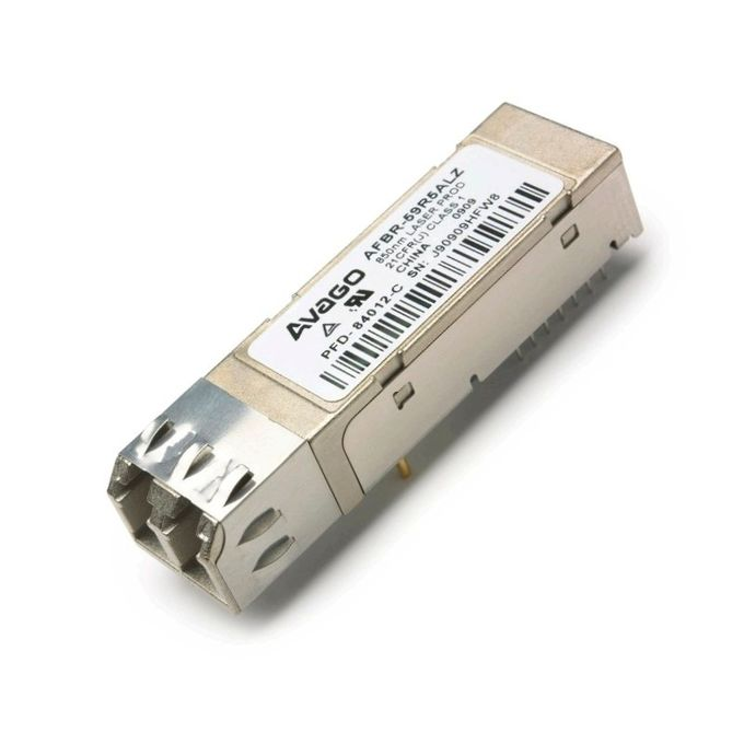 AVAGO AFBR-59R5ALZ, SFF Optical Transceiver  supports high-speed serial links at signaling rates up to 4.25 GBd