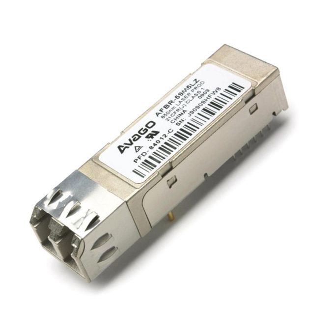 AVAGO AFBR-59M5LZ,SFF Optical Transceiver for serial optical data communications specified for at signal rate of 2.125 G