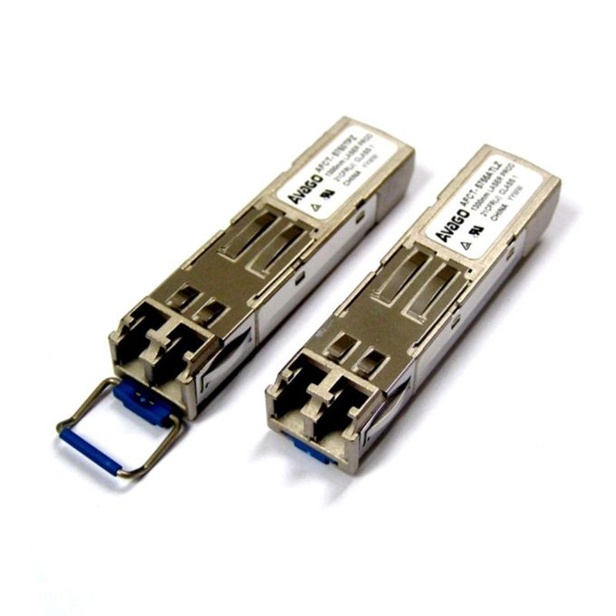 AVAGO AFCT-5750ALZ,622 MBd Single-Mode SFP Optical Transceivers for ATM/SONET OC-12,1310nm, 2000m,LC connector